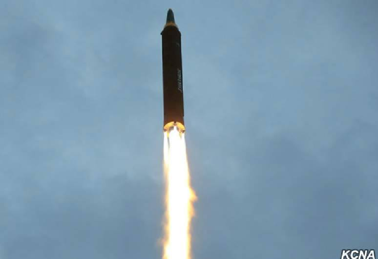 North Korea fired two ballistic missiles