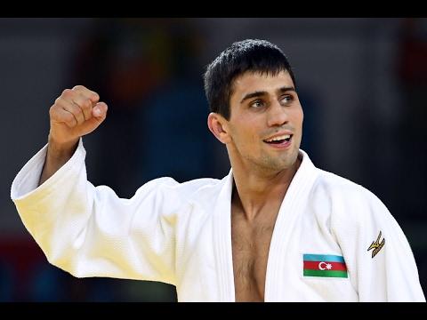 """""""Böyük Dəbilqə"""": Rüstəmov Almaniyada medal qazandı"""