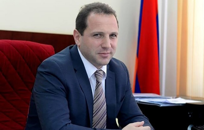 Tonoyan stole 27 million as soon as he resigned