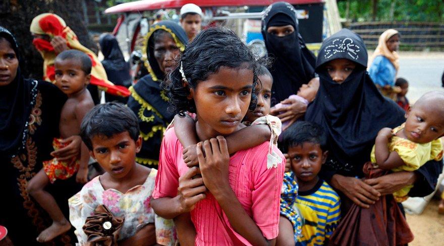 В Мьянме убиты более 20 тыс мусульман