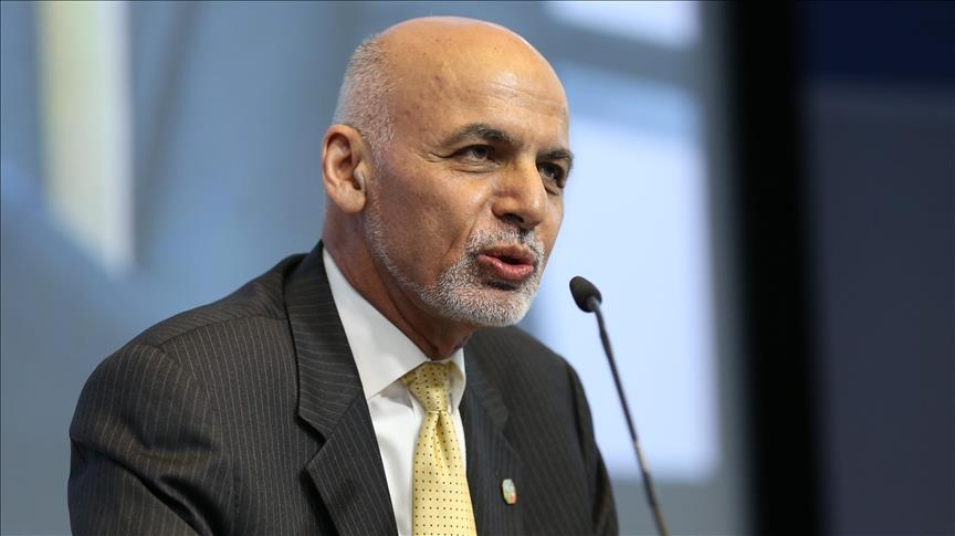 Ghani wins second term as president