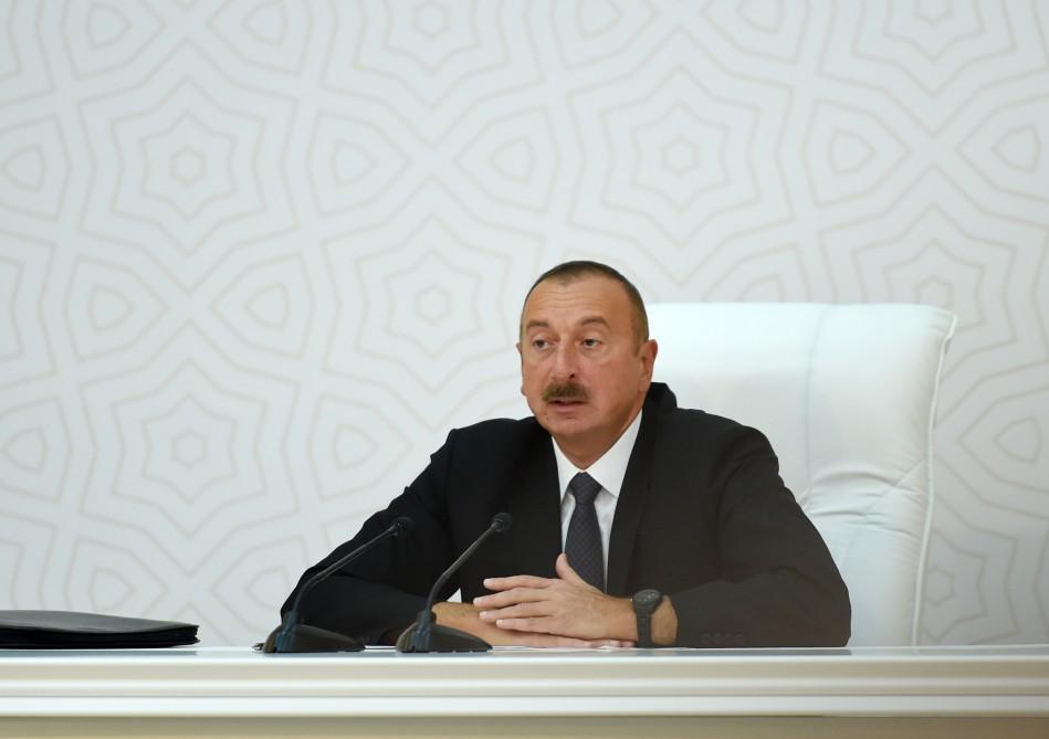 О встрече Алиева с лидерами мирового еврейства