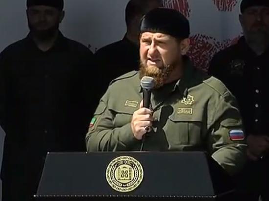 Kadırovdan koronaya yoluxması barədə: İnsan deyiləm?
