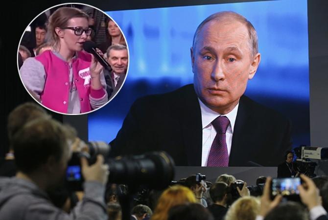 Путину не понравилось решение Собчак