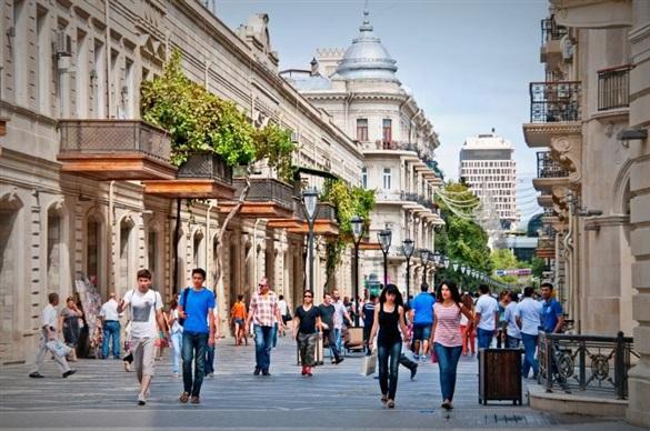 Баку выбран лучшим городом для шопинга