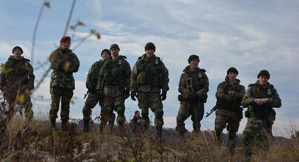 Serbiya ordusu döyüş hazırlığı vəziyyətinə gətirildi