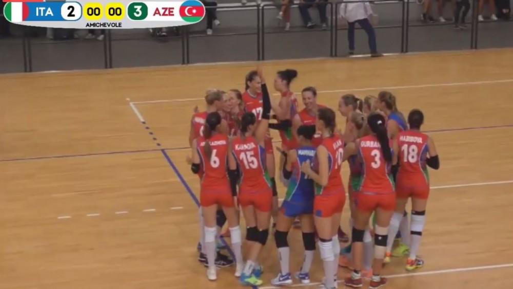 AVRO - 2017: Azərbaycan - Macarıstan 3:0