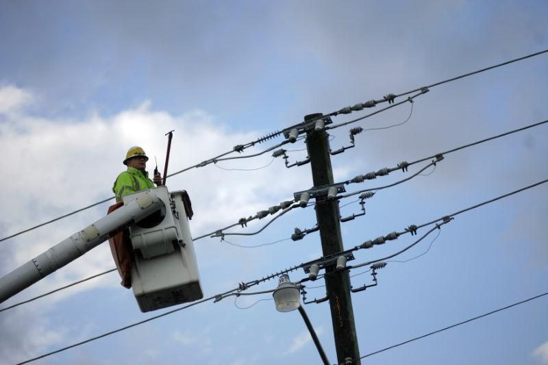 Irma may cut power to over nine million people