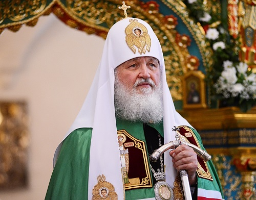 Patriarch Kirill congratulates heterodox Christians upon Easter