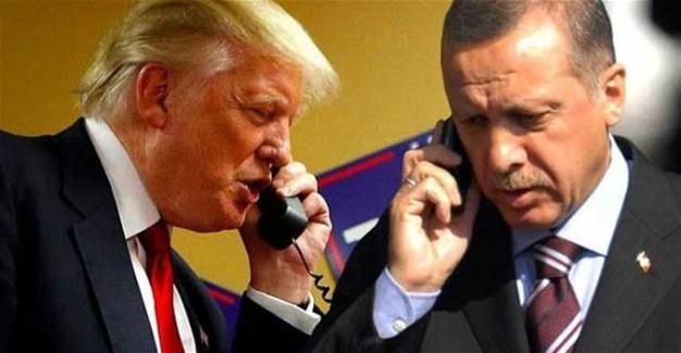 Эрдоган обсудил с Трампом новую военную операцию