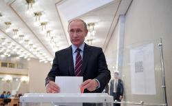 Putin Qərbin hücumlarına görə qalib gəldi - Saldivar