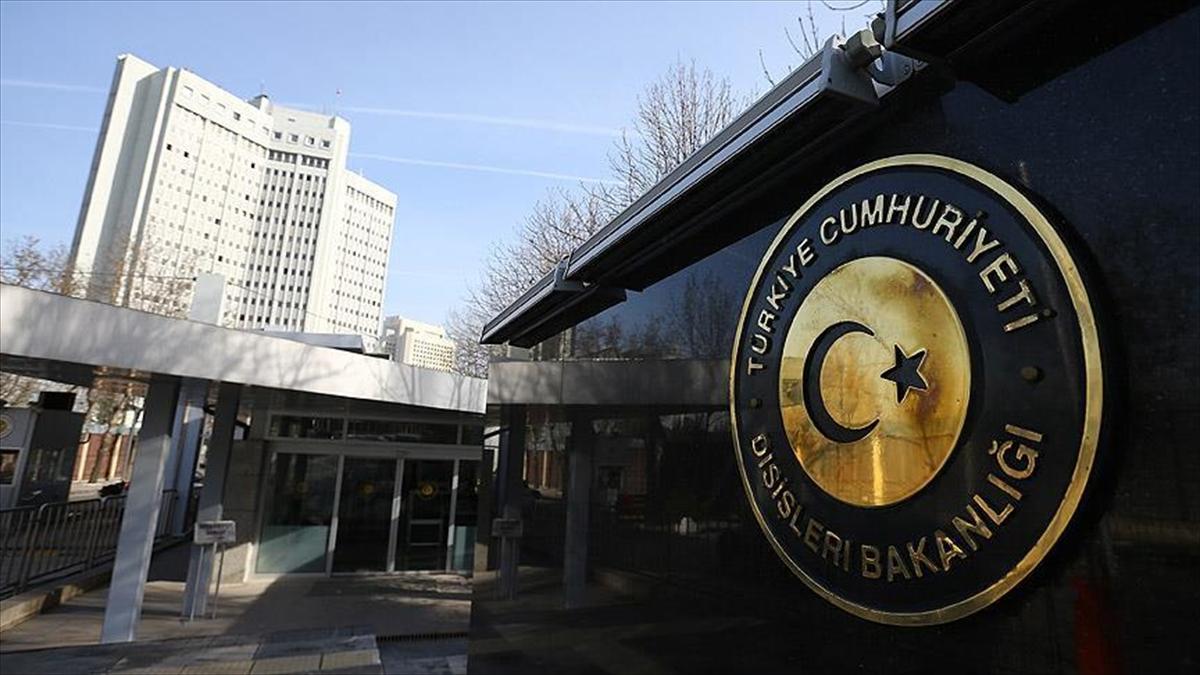 В МИД Турции осудили заявление Меркель