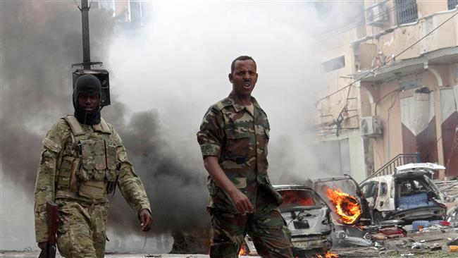 В Сомали совершен теракт