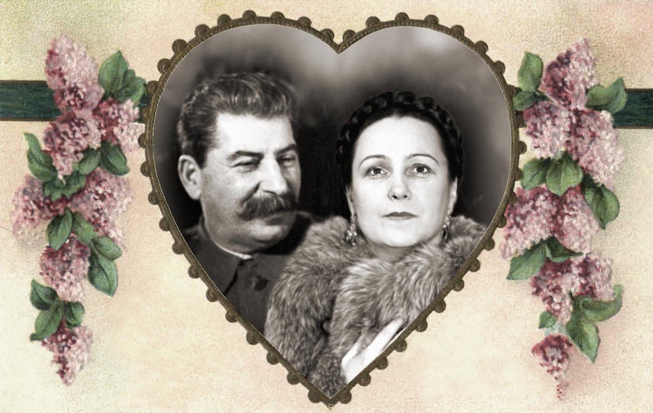Вера Давыдова. Последняя любовь Сталина - Фото