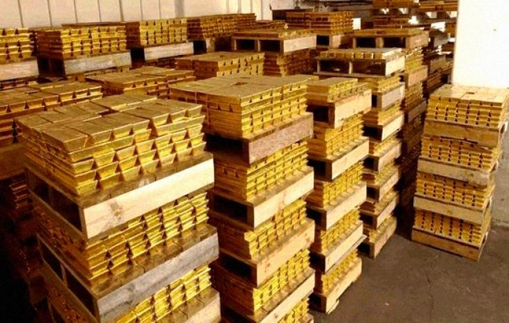 Золото обновило ценовой максимум с 2011 года