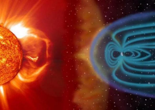 Почему магнитное поле Земли меняется рывками