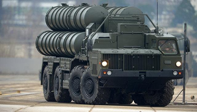 Турция заявила о начале приема С-400