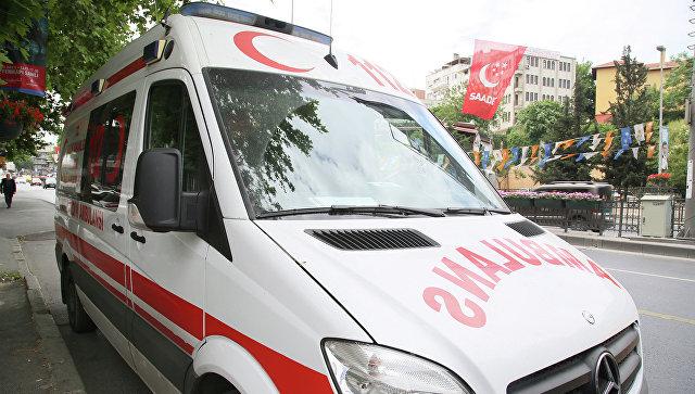 В Турции в одной из школ прогремел взрыв