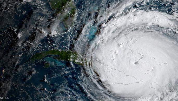 Жертвами урагана в США стали шесть человек