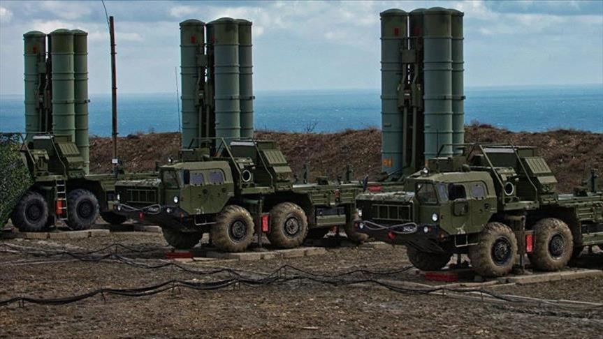 روسییا اس-۴۰۰-لری تورکییهیه وئریر – تاریخ