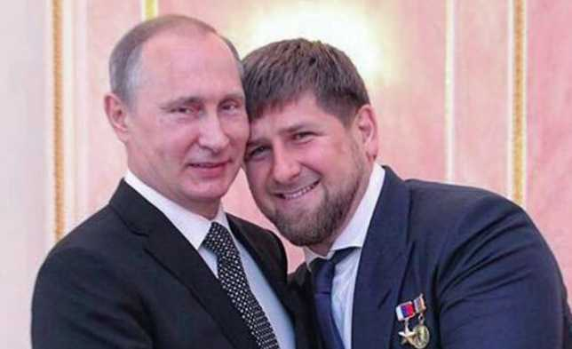 I am Putin's project - Kadyrov