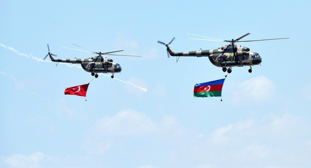 Azerbaijan, Turkey continue large-scale military exercises -