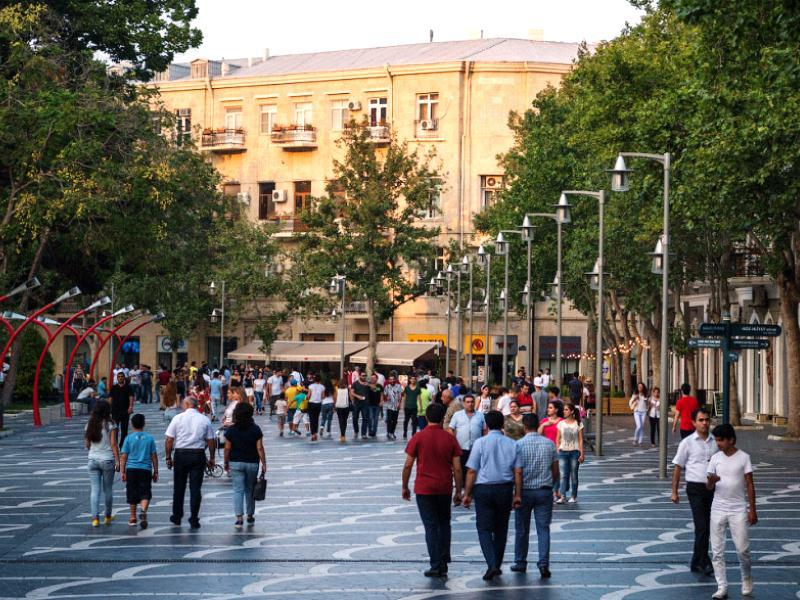 Restrictions on movement imposed in Azerbaijan