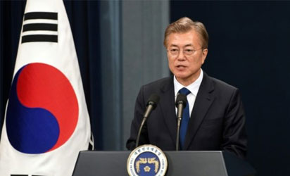 S Korea strengthening its positions in nuclear settlement