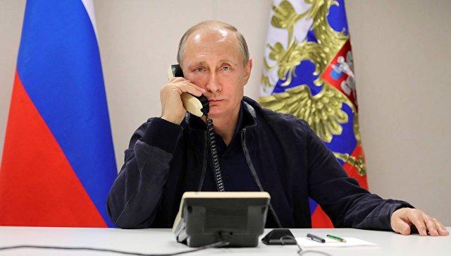 """Putindən Yevkurova zəng: """"Güc tətbiq etməyin"""""""