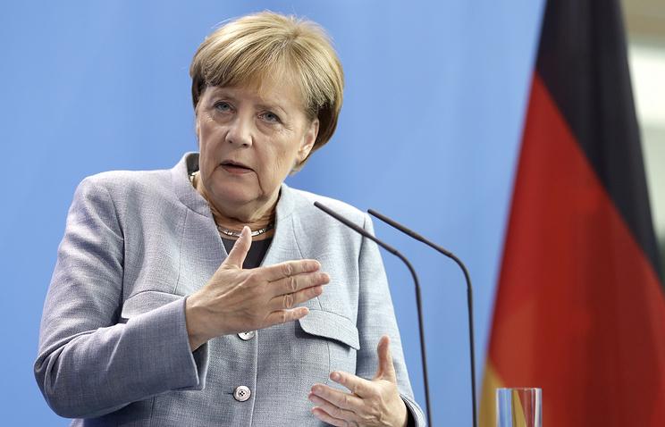 Германия продолжит поставки газа из России