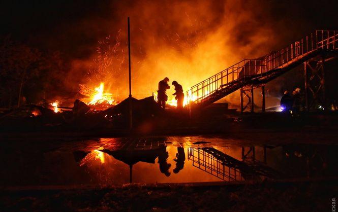Пожар на фабрике в Бангладеш, есть погибшие