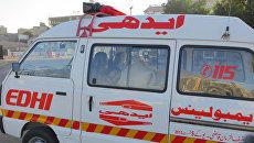 Взрыв фабрики в Пакистане: 5 погибших