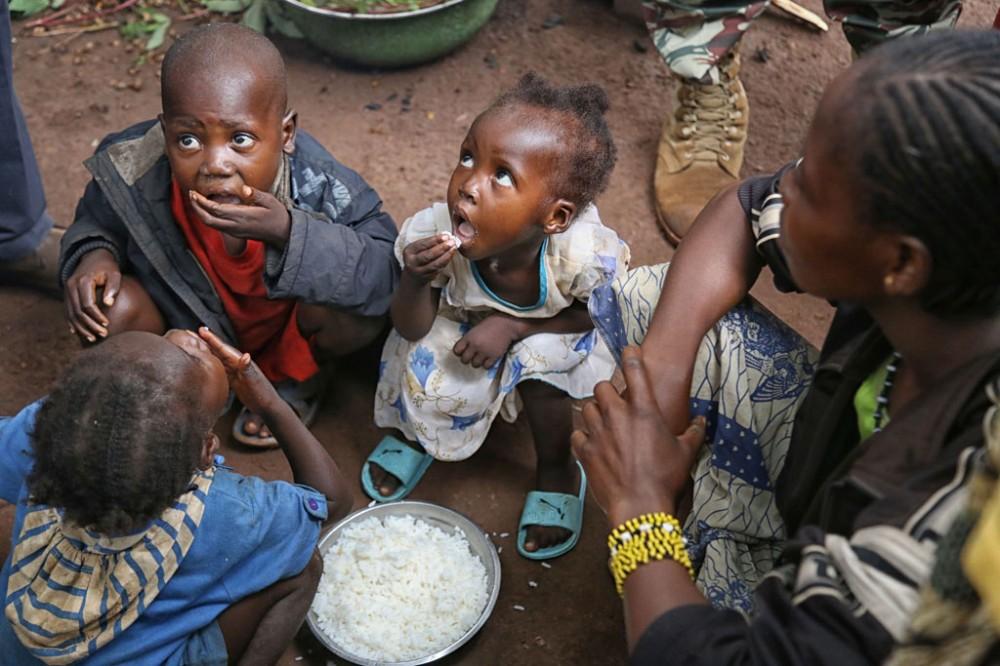 В ООН заявили о голоде в Эфиопии