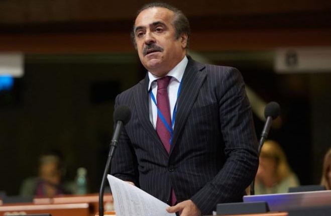 Yaqland azərbaycanlı deputatın mövqeyini təqdir etdi