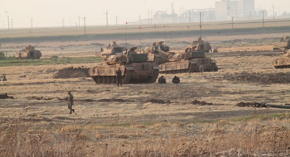 Turkey has deployed tanks and artillery in Idlib