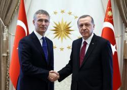 Эрдоган и Столтенберг встретились в Нью-Йорке