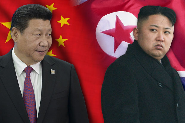 Chinese, North Korean leaders discuss denuclearization