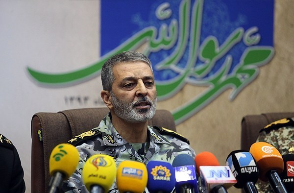 ایران گنرالی: «ایسرایلی یئرله-یکسان ائدجییک»