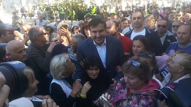 Saakaşvili ilə bağlı qərar: 130 dollar...