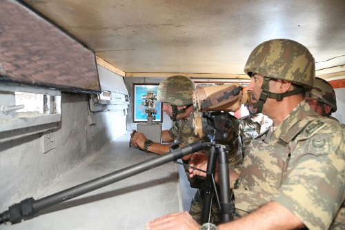 مدافعه ناظری اؤن جبههده - فوتو