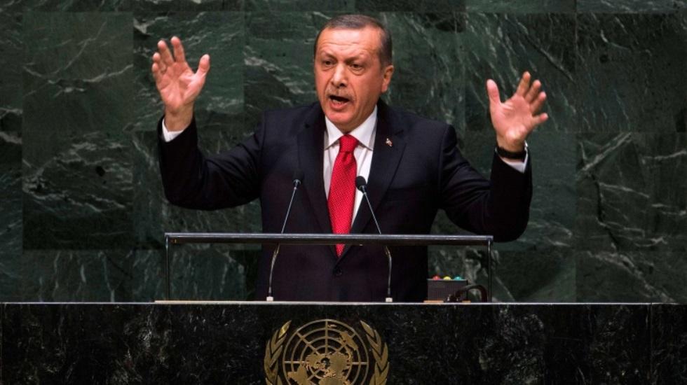 اردوغاندان بیرلشمیش میلتلر تشکیلاتیندا آذربایجان طلبی