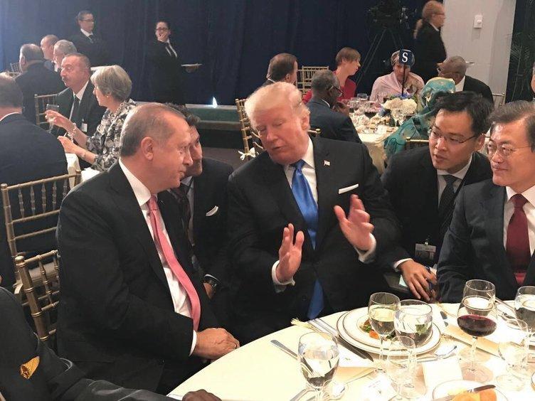 ترامپین اردوغاندان ایستدیی کشیشین – شوک پ کا کا پلانی