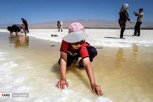 آذربایجاندا اورمو گؤل بحرانی: ۱۴ میلیون اینسان تهلوکهده - فوتو