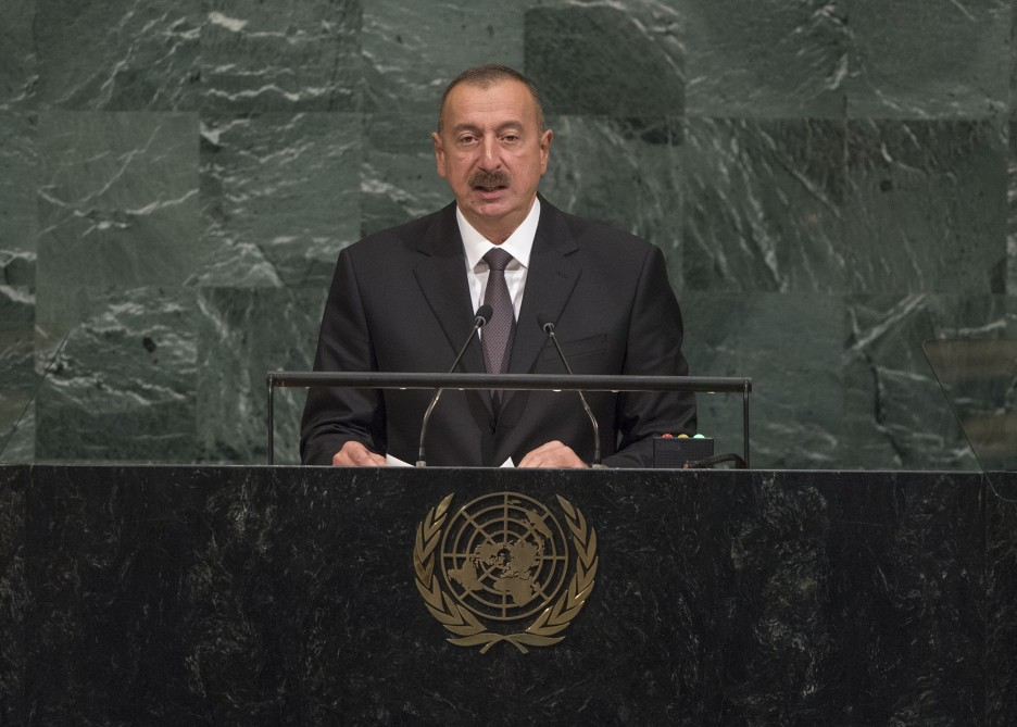 Azerbaijan is an example of multiculturalism