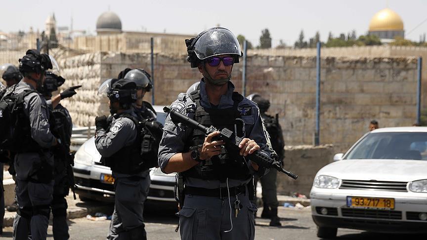 Еврейские поселенцы ворвались в мечеть Аль-Акса