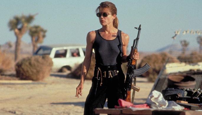 Линда Хэмилтон вернется в «Терминатор»