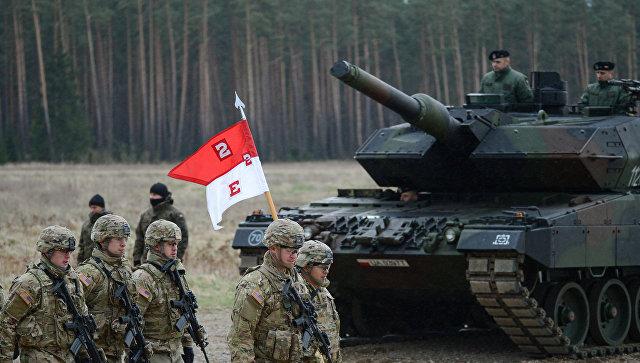 В Польше начинаются крупнейшие военные учения