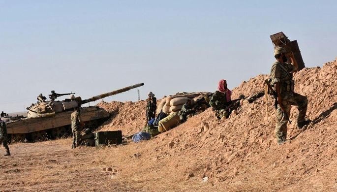 В Сирии схвачен исполнитель кровавого теракта