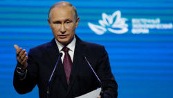 Putin: Technology will be 'more terrible than a nuclear'