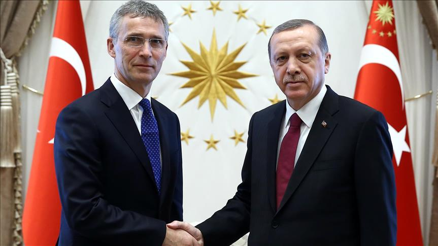 Erdogan and NATO Secretary General discussed Russia